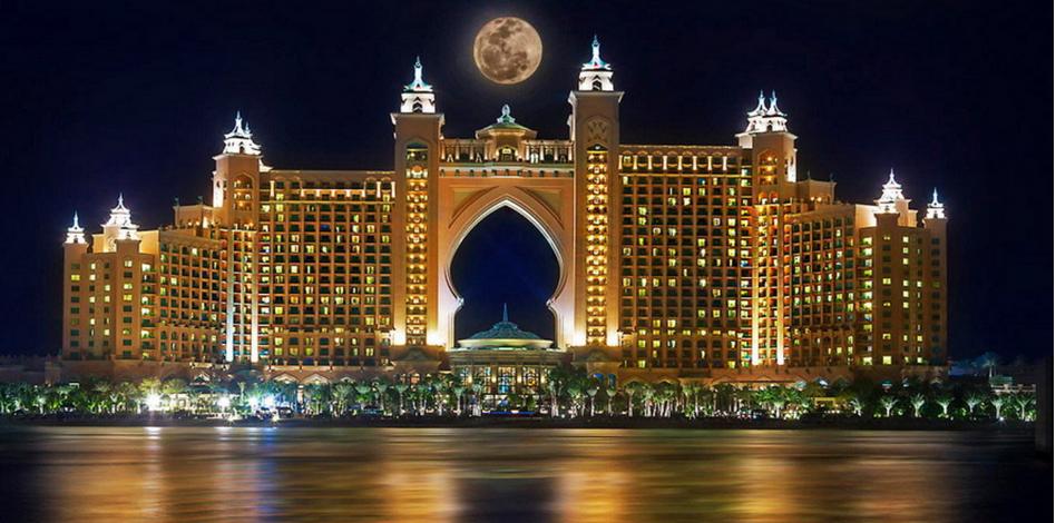 阿联酋迪拜四星6天5晚游