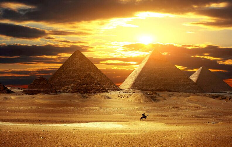 埃及迪拜超豪华10日游