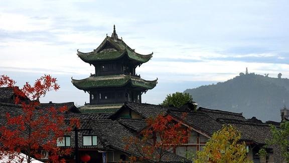 【蜀韵之旅】阆中古城+剑门关+中国绸都二日游