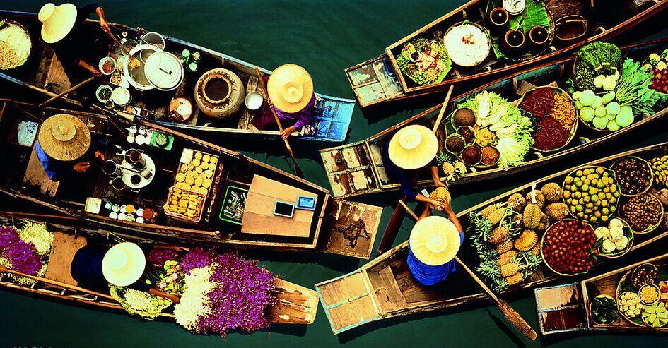 <特惠6天5晚>曼谷芭堤雅风情游(0自费+3晚芭堤雅海边度假酒店+2晚泰式风情酒店)