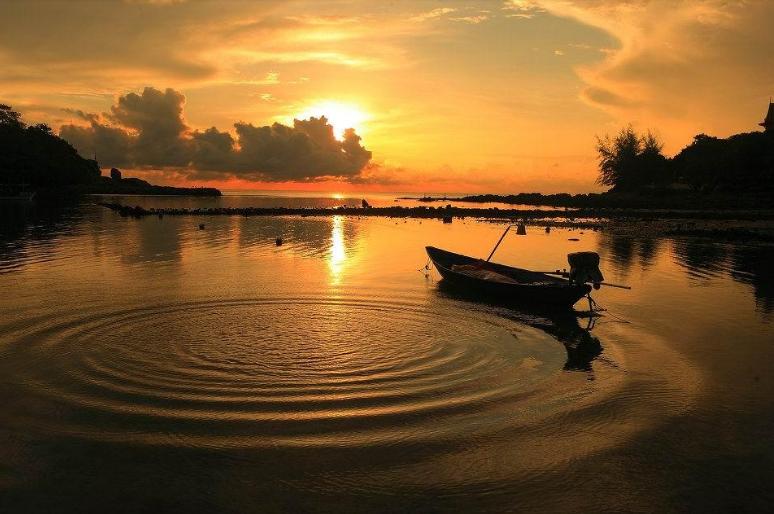 <自由行6/7日>苏梅岛布里海滩度假酒店Samui Buri Beach Resort白班直飞