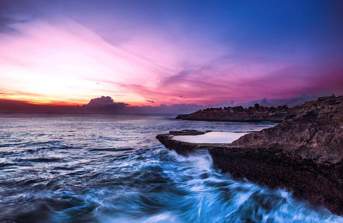 (情定巴厘岛7天6晚)情人崖下午茶+精油SPA+海底喷泉+自由活动2天+BBQ自助餐