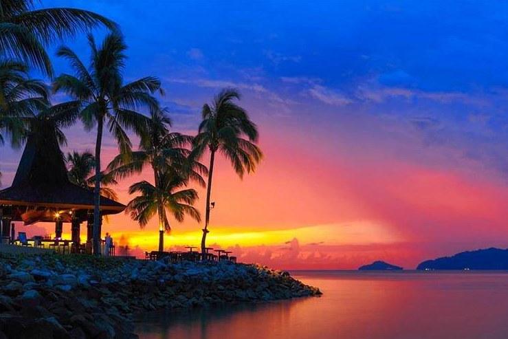 <沙巴美食版>包机直飞<5天3晚 >3晚海边五星+马里文化村+双岛游+市区游+自由活动
