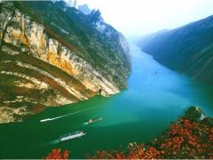 成都重庆长江三峡宜昌单程四日游