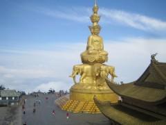 遇见全新的自己 峨眉山大佛禅院修心之旅