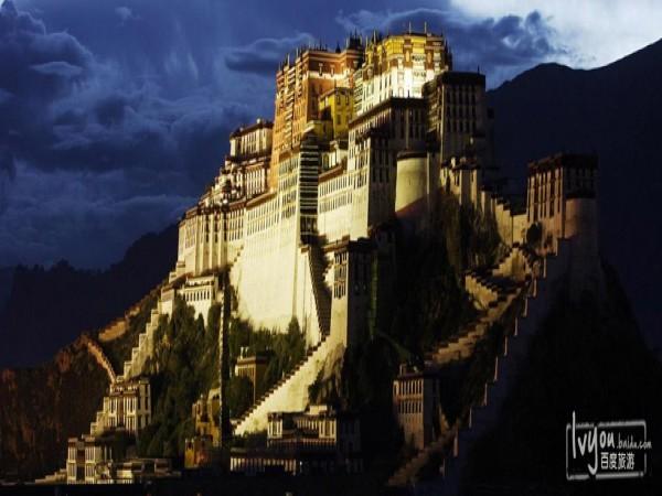 川藏南线、拉萨市、青藏线15日(西宁结束)