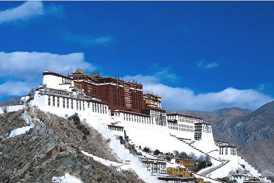 成都到西藏-西藏林芝桃花沟双飞6日游